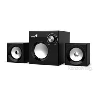 Genius SW-2.1 370 80W fekete hangszóró PC