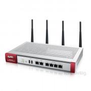 ZyXEL USG60W Vezeték nélküli 300Mbps Tűzfal + UTM Licensz bundle PC