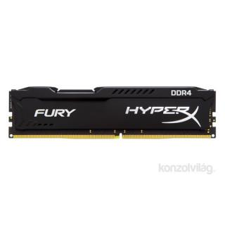 Kingston 16GB/2400MHz DDR-4 HyperX FURY fekete (HX424C15FB/16) memória PC
