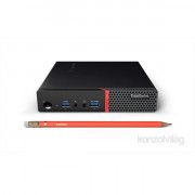 Lenovo ThinkCentre M600 Tiny 10GC0002HX Intel Quad-Core N3700/4GB/500GB/Win 7/10 Pro asztali számítógép PC