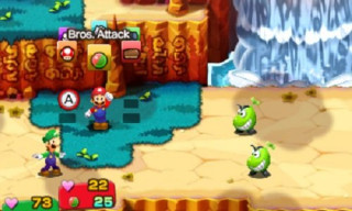 Mario & Luigi: Superstar Saga + Bowser's Minions 3DS
