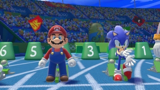 Mario & Sonic at the 2016 Rio Olympic Games 3DS