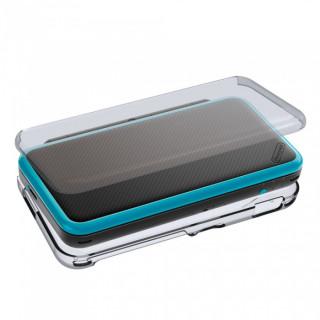 New 2DS XL Duraflexi Protector (Átlátszó) 3DS