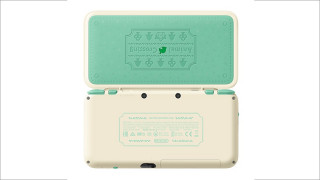 New Nintendo 2DS XL Animal Crossing Edition 3DS