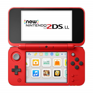 New Nintendo 2DS XL Pokéball Edition 3DS