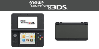 New Nintendo 3DS (Fekete) + Xenoblade Chronicles 3D Bundle 3DS