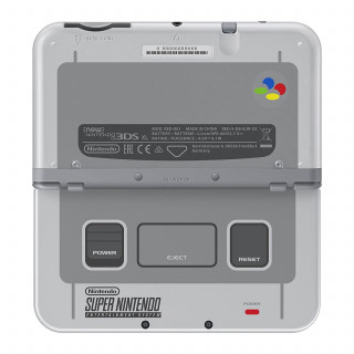 New Nintendo 3DS XL (SNES Edition) 3DS
