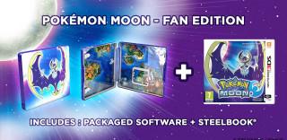 Pokémon Moon Fan Edition 3DS