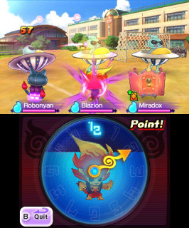 YO-KAI Watch 2 Bony Spirits 3DS