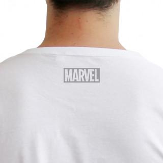 MARVEL - Póló - Marvel Hulk - fehér (XL-es méret) Ajándéktárgyak
