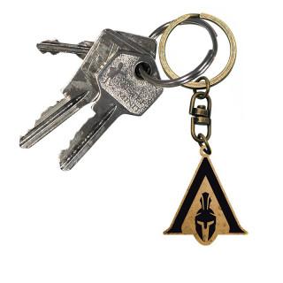 ASSASSIN'S CREED - Kulcstartó - Crest Odyssey Ajándéktárgyak