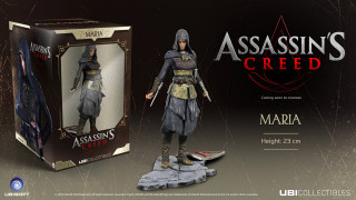 Assassin's Creed Movie Labed Maria figura Ajándéktárgyak
