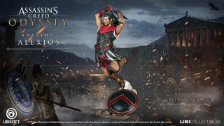 Assassin's Creed Odyssey - Alexios figura Ajándéktárgyak