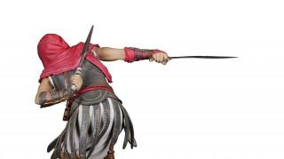 Assassin's Creed Odyssey - Kassandra figura Ajándéktárgyak