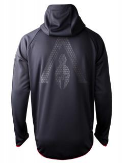 Assassin's Creed Odyssey - Technical Hexagonal Men's - Kapucnis Pulcsi - XL Ajándéktárgyak
