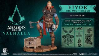 Assassin's Creed Valhalla - Eivor szobor Ajándéktárgyak