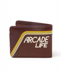 Atari - Brown Arcade Life Wallet Ajándéktárgyak