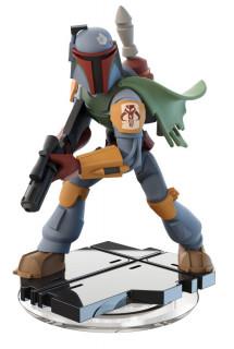 Boba Fett - Disney Infinity 3.0 Star Wars figura Ajándéktárgyak