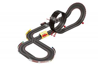 Carrera GO: Disney Verdák Radiator S 5,3m versenypálya autókkal Ajándéktárgyak