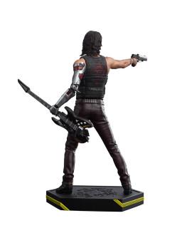 Cyberpunk 2077 Johnny Silverhand szobor Ajándéktárgyak
