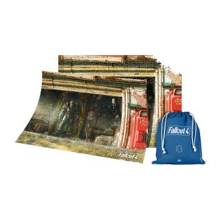 Fallout 4 Garage Puzzles 1000 Ajándéktárgyak