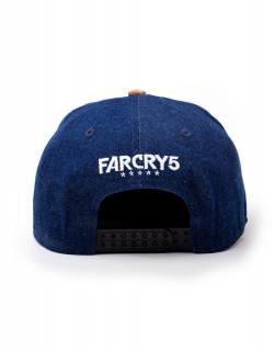 Far Cry 5 - Sapka - American Flag Denim Snapback Ajándéktárgyak