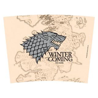 GAME OF THRONES - Utazó Bögre - Winter is coming Ajándéktárgyak