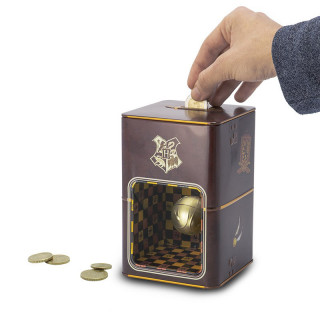 HARRY POTTER - Money Bank - Golden Snitch - Persely Ajándéktárgyak
