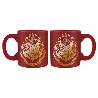 HARRY POTTER - Pck glass 29cm + Keyring + Mini Mug