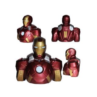 IRON MAN - Persely mellszobor - Iron Man (22cm) Ajándéktárgyak