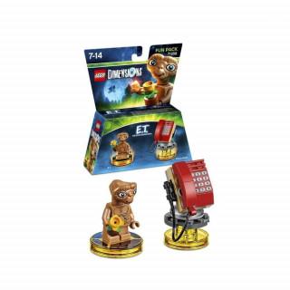 Lego Dimensions E.T. Fun pack Ajándéktárgyak