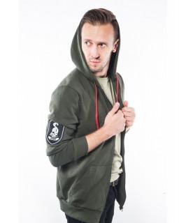 Mafia III Lincoln Military Hoodie - Kapucnis pulóver - Good Loot (XL-es méret) Ajándéktárgyak