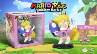 Mario + Rabbids Kingdom Battle - Peach 15 cm Figura Ajándéktárgyak