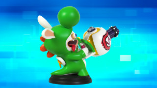 Mario + Rabbids Kingdom Battle - Yoshi 15 cm Figura Ajándéktárgyak