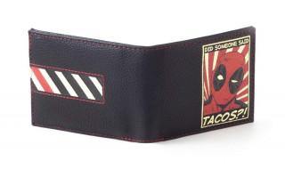 Marvel Deadpool Tacos Pénztárca Ajándéktárgyak