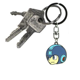 MEGAMAN - Kulcstartó - Megaman's head Ajándéktárgyak