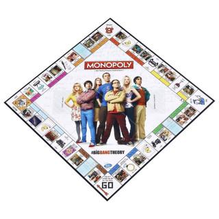 Monopoly The Big Bang Theory Edition (Angol nyelvű) Ajándéktárgyak