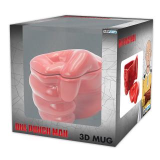 ONE PUNCH MAN - Mug 3D - Saitama's Fist x2 Ajándéktárgyak