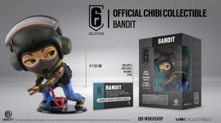 Rainbow Six Siege - Bandit Chibi Figura Ajándéktárgyak