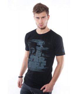 Star Wars - AT-AT póló (fekete) S-es méret - Good Loot  Ajándéktárgyak