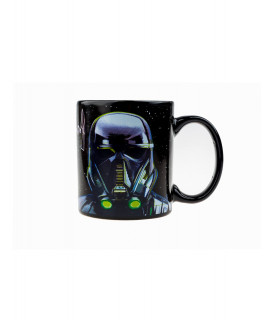 Star Wars Rogue One Death Trooper Heat Change Mug - Bögre - Good Loot Ajándéktárgyak