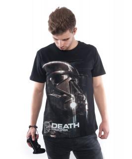Star Wars Death Trooper Black - Póló - Good Loot (L-es méret) Ajándéktárgyak