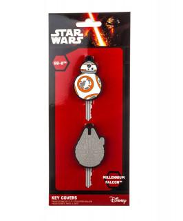 Star Wars Episode VII Key Covers - Kulcsjelölő - Good Loot Ajándéktárgyak