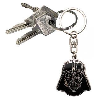 STAR WARS - Fém kulcstartó - Darth Vader Ajándéktárgyak