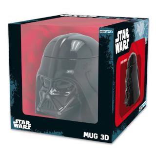 STAR WARS - 3D Bögre - Darth Vader Ajándéktárgyak