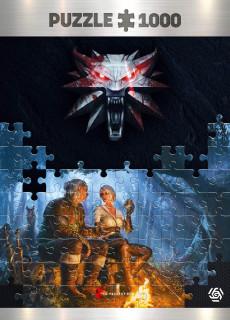 The Witcher: Ciri Journey Puzzles 1000 Ajándéktárgyak
