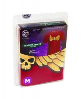 Warhammer 40,000 Blood Ravens póló - Good Loot (L méret) Ajándéktárgyak