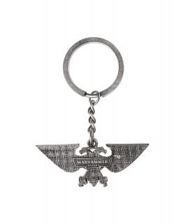 Warhammer 40,000 Imperial Aquila Key chain - Kulcstartó - Good Loot Ajándéktárgyak