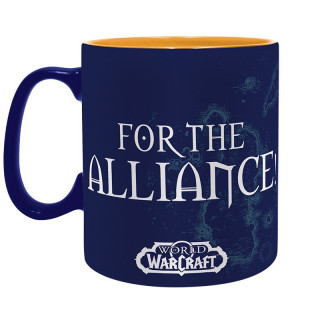 WORLD OF WARCRAFT - Bögre - Alliance (460 ml) Ajándéktárgyak
