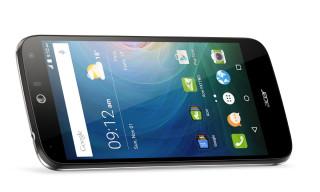 Acer Z630 Dual Ezüst Mobil
